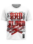 Vendetta Inc. Streetwear Bad Blood Men Shirt white