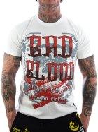 Vendetta Inc Bad Blood Shirt weiß S