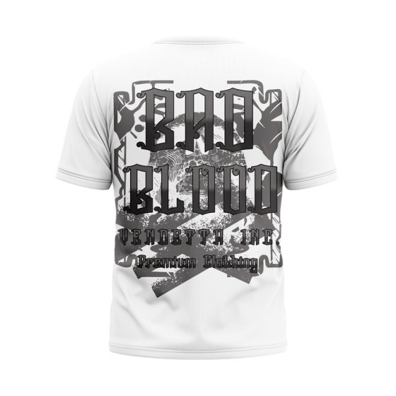 Vendetta Inc Bad Blood Shirt weiß M