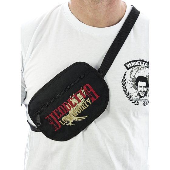 Vendetta Inc. Belt Bag Loud N Dirty 2019 black