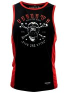 Vendetta Inc. Shirt Sick Sad Dying schwarz 3XL