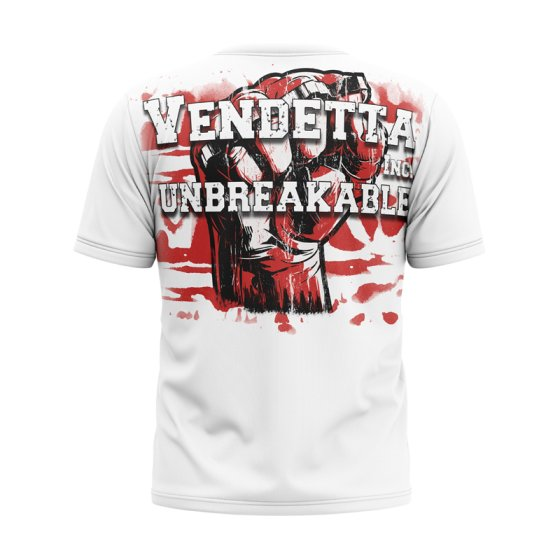 Vendetta Inc. Shirt Unbreakable 1055 weiß L