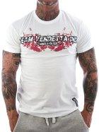 Vendetta Inc. Shirt Team MMA 1115 weiß 4XL