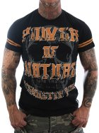Vendetta Inc. Shirt Power schwarz 5XL