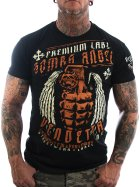 Vendetta Inc. Shirt Bomb Angel schwarz M