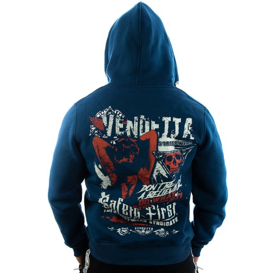 Vendetta Inc. Sweatjacke Safery First XXL