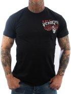Vendetta Inc. Shirt Biohazard schwarz L