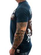Vendetta Inc. Shirt To Snuff navy M