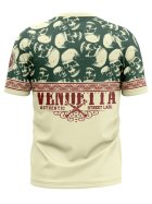 Vendetta Inc. Shirt Crime King yellow