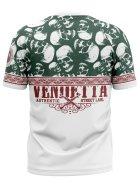 Vendetta Inc. Shirt Crime King white