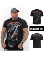 Vendetta Inc. Shirt Mother XXX black 3XL