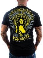 Vendetta Inc. Shirt Always Win black