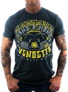 Vendetta Inc. Shirt Always Win grey M