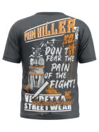 Vendetta Inc. Shirt Pain Killer grey 5XL
