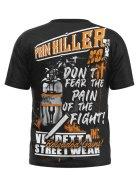 Vendetta Inc. Shirt Pain Killer black M