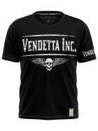 Vendetta Inc. Shirt Bound black M