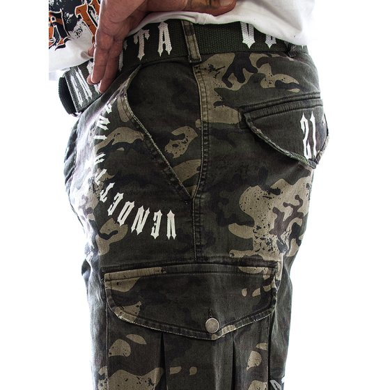 Vendetta Inc. Cargo Short Brother 21 camouflage