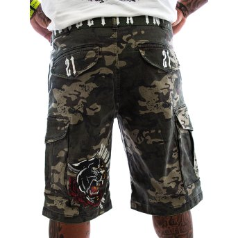 Vendetta Inc. Cargo Short Brother 21 camouflage W30