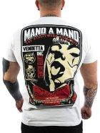 Vendetta Inc. Shirt Mano a Mano white L
