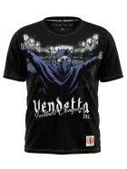 Vendetta Inc. Shirt Football black