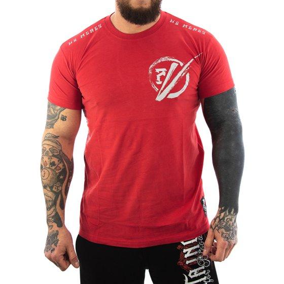 Vendetta Inc. Shirt No Mercy red