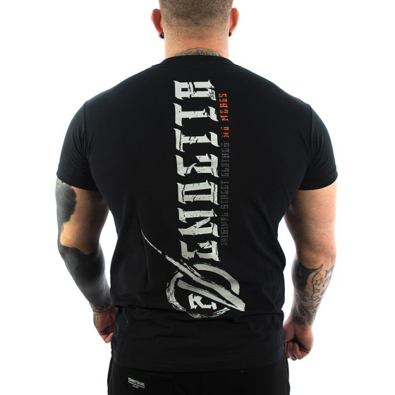 Vendetta Inc. Shirt No Mercy schwarz M
