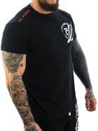 Vendetta Inc. Shirt No Mercy schwarz 5XL