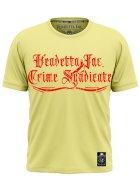 Vendetta Inc. Shirt Mafia Clan yellow 3XL
