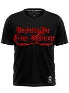 Vendetta Inc. Shirt Mafia Clan black