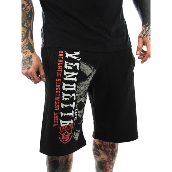 Vendetta Inc. Short Stone schwarz 5XL