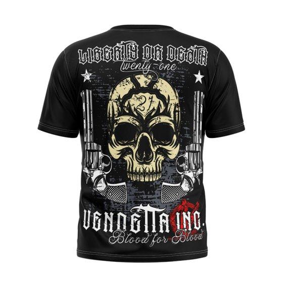 Vendetta Inc. Shirt Liberty or Death black