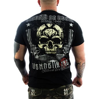Vendetta Inc. Shirt Liberty or Death M