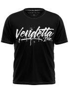 Vendetta Inc. Shirt Bad Skull black