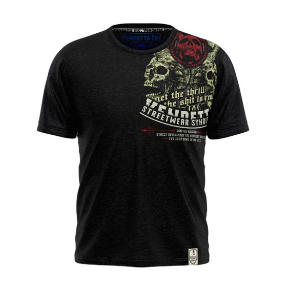 Vendetta Inc. Shirt Thrill Hunter 4XL