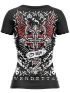 Vendetta Inc. Shirt Peace schwarz