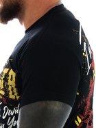 Vendetta Inc. Shirt Devil X6X black