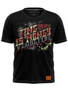 Vendetta Inc. Shirt Time is Money 3XL