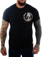 Vendetta Inc. Men Shirt Duck Face black