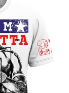 Vendetta Inc. Shirt Powerful weiß 3XL