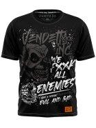 Vendetta Inc. Men Shirt Evil and Bad black