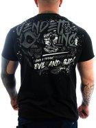 Vendetta Inc. Shirt Evil and Bad schwarz XL
