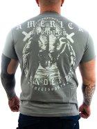 Vendetta Inc. Men Shirt Fighter X grey