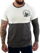 Vendetta Inc. Men Shirt Pray white,grey 5XL