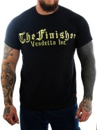 Vendetta Inc. Men Shirt The Finisher black 3XL