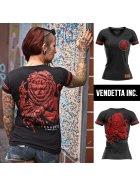 Vendetta Inc. shirt Lion black
