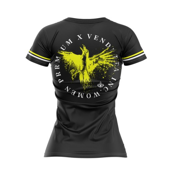 Vendetta Inc. shirt Phoenix  black