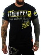 Vendetta Inc. Shirt First Blood black