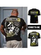 Vendetta Inc. Shirt First Blood black 3XL
