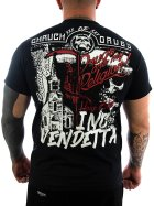 Vendetta Inc. Men Shirt Religion black
