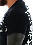 Vendetta Inc. Men Shirt Skull Crow black 3XL